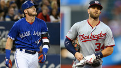 Free agency coming a year too late for Donaldson and Harper