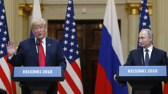 Larry Berman on the Trump-Putin summit
