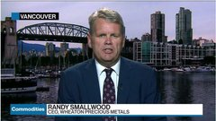 Wheaton Precious Metals' CEO on their acquisition of gold and palladium streams