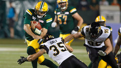 CFL Wired: Week 5 - Reilly rolls in victory over Argos