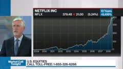 Gordon Reid discusses Netflix