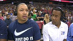 Lue excited for a 'different challenge' without LeBron