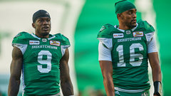 Riders' Jones has packages ready for both QBs in rematch with Ticats