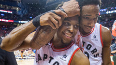 Bidding farewell to DeRozan and Lowry's bromance