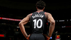 Should DeRozan show frustration after being dealt by Toronto?