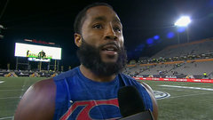 Thigpen: 'We trust our coaches'