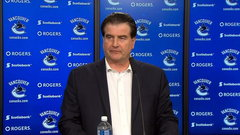 Benning: 'We feel strongly about these young players'