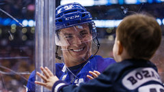 Bozak excited for fresh start with Blues