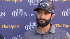 Hadwin seeing results from hard work that he's put in