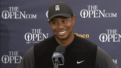 Woods expects a packed leaderboard but believes he will be there