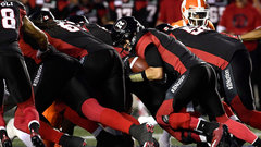 Burris: Redblacks' playmakers all stepped up on late drive