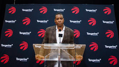 Ujiri: Maybe I should have handled the trade better