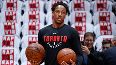 Should fans be upset at the Raptors organization?