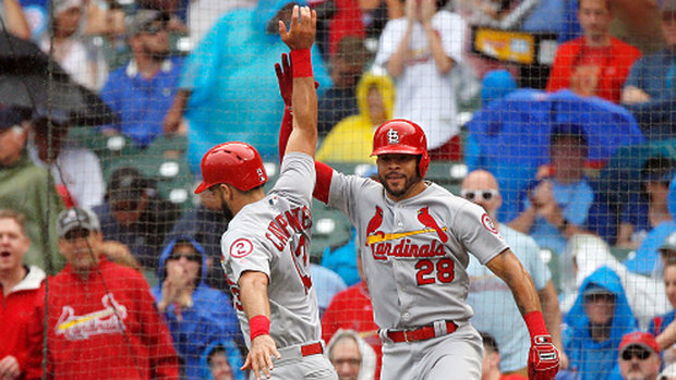 MLB: Cardinals 18, Cubs 5
