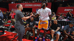 Cain: Lakers 'so far away' from beating Warriors
