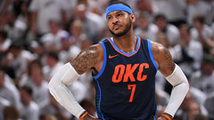 Rockets strong front-runners for Melo