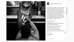 DeRozan bids farewell to Canada with Instagram post