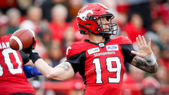 After big first half, Stamps were in 'cruise control' against Als