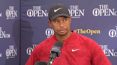 Woods laments missed opportunities: 'Ticked off at myself'