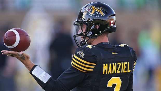 Tiger-Cats trade Manziel to Alouettes