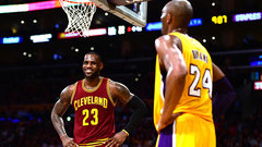 Will Kobe fans ever warm up to LeBron?