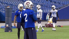 Naylor: I wouldn't be surprised to see Manziel take snaps on Thursday