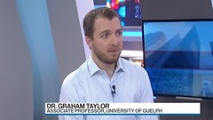 Canada's Next Leaders: Graham Taylor hoping to make machines learn more like humans