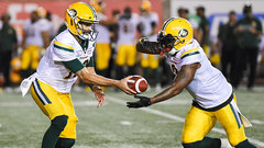CFL Wired: Week 7 - Reilly shines in Esks' win as Als keep Manziel on bench