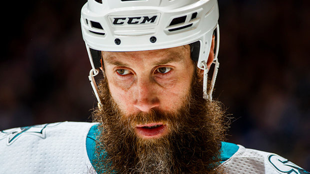 Sharks re-sign Thornton, Hertl
