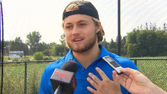 Nylander latest Leaf to grow out his beard