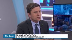 Canada's Next Leaders: Blaine Woodcock on convergence of business and politics