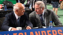 Lamoriello, Isles moving forward without Tavares