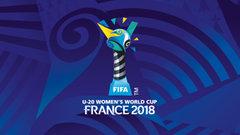 FIFA U20 Women's World Cup: Quarterfinal #2 France vs. Korea DPR