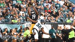 NFL: Steelers 31, Eagles 14