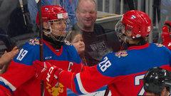 Must See: Podkolzin dangles American defence before undressing goalie