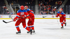 Hlinka Gretzky Cup: Russia 5, United States 4