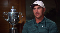 Koepka credits mental toughness for win, shares mother's emotional surprise