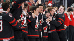 Hlinka Gretzky Cup: Sweden/Canada extended highlights