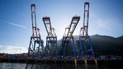 B.C. port booming despite Trump trade rhetoric