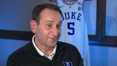 Coach K impressed by Barrett, expects him to be a leader