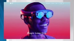 Magic Leap begins shipping highly-anticipated AR headset