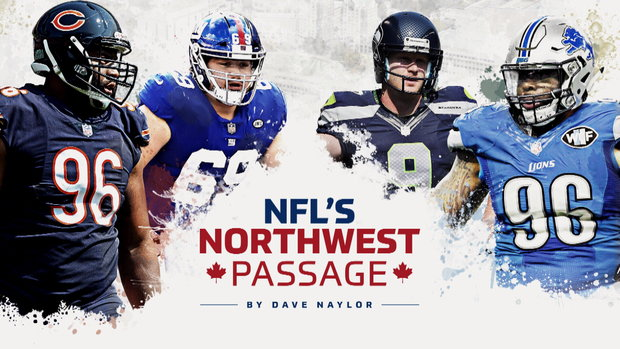 The NFL's Northwest Passage - Trailer