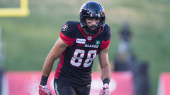 Is Sinopoli the best Canadian player in the CFL?