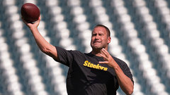 Roethlisberger being evaluated for concussion after sustaining hit in practice