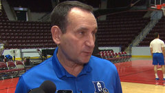 Coach K: 'Canadian basketball keeps getting better and better'