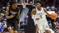 Bilas: Barrett would be lottery pick in next year's draft