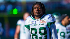 Naylor: 'I think Duron Carter's days in the CFL may unfortunately be done'