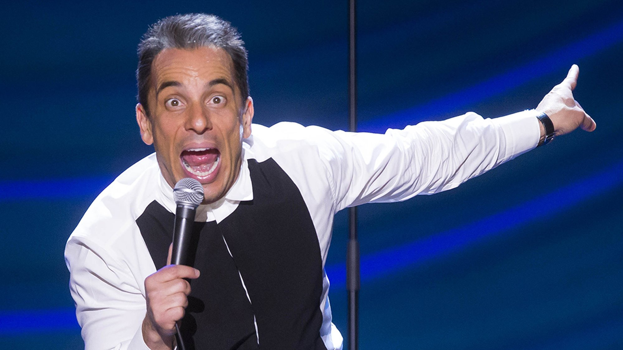 Crave - Sebastian Maniscalco: Why Would You Do That?