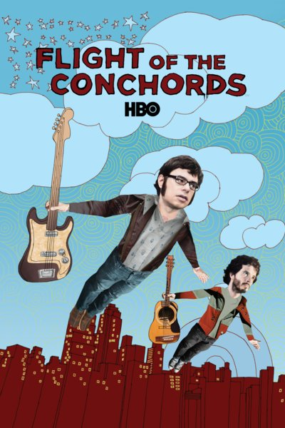 flight of the conchords s01e01 watch