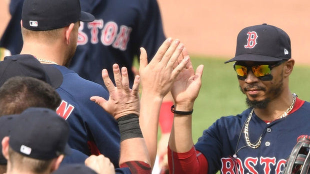 Phillips: Everything has gone right for the Red Sox